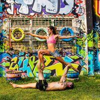 Acro Yoga Workshop with Giulia