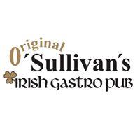O'Sullivan's Original Irish-Gastro Pub
