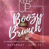 Keep Up MIAMIs Boozy Brunch