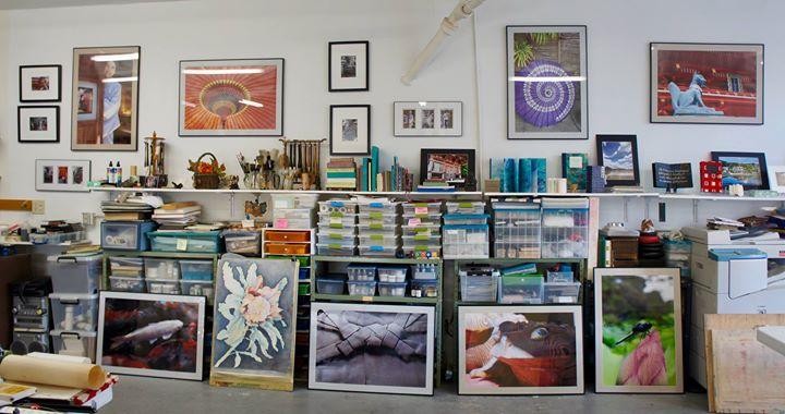 holiday open house art sale at monkey bridge arts minneapolis rh allevents in