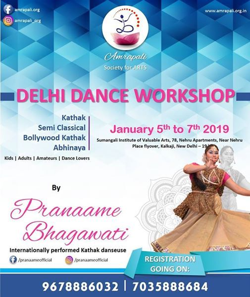 DELHI DANCE Workshop