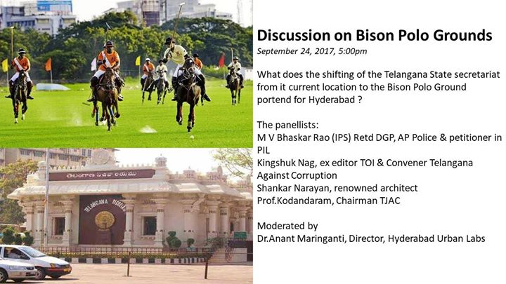 Discussion on Bison Polo Grounds