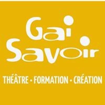 Théâtre du Gai Savoir
