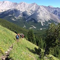 HIGH LEVEL 4 DAY TREK IN KANANASKIS WITH LAURIE SKRESLET