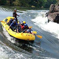 XT  Kolad White Water Rafting