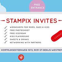 Stampix Invites
