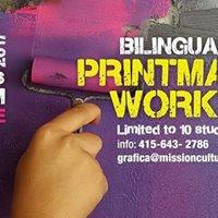 Youth Printmaking Workshop Registration