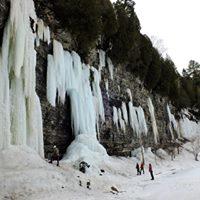 Initiation  lescalade de glace