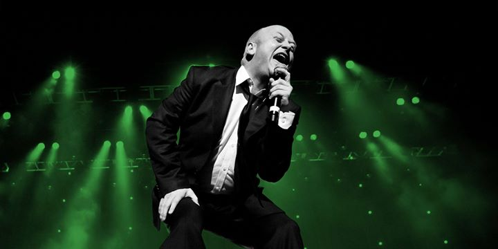 Andrew Strong performs The Commitments - Factory Theatre Sydney