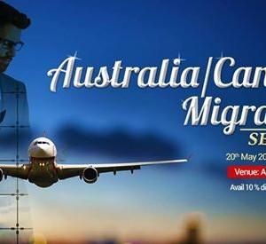 Seminar on Australia  Canada Migration