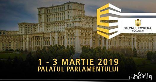 Salonul Imobiliar Bucuresti 1 - 3 Martie
