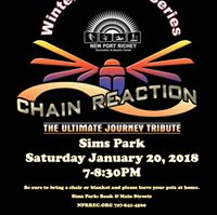 Journey Tribute by Chain Reaction