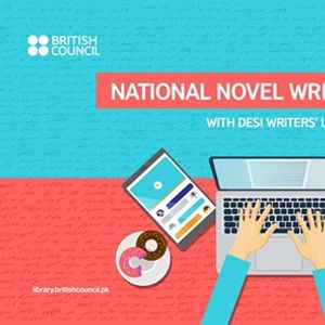 NaNoWriMo Sessions with Desi Writers Lounge