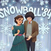 Snow Ball 2017 - Holiday Cider Festival &amp Stranger Things Party