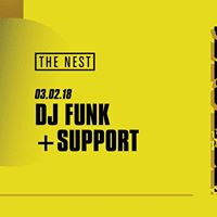 DJ Funk  Support