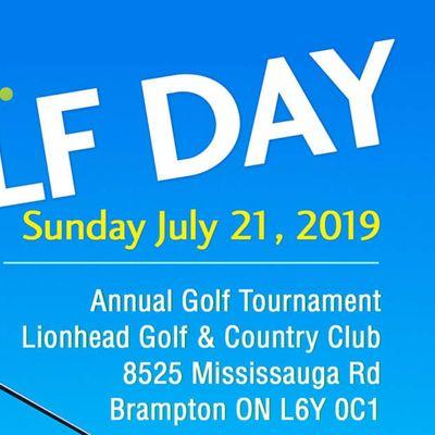 G.O.A. Golf Day