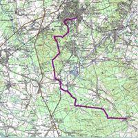 Heidschnuckenweg                                                     27 km
