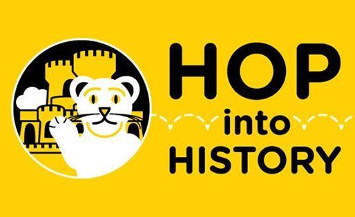Hop Into History Little Builders