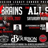 A Grey Cup Tradition  Bash 4 Brains &amp All Star Party