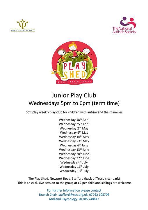 Junior Soft Play
