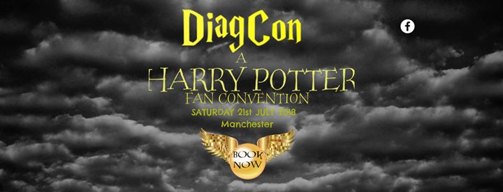 DiagCon - An Independent Harry Potter Fan Convention