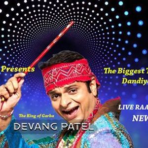 Devang Patel Garba - Oct 26 & Oct 27 - Morristown, NJ at