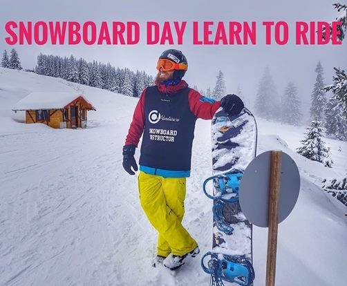 Snowboard Day Learn To Ride