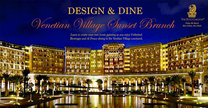 Design & Dine at The Ritz