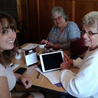 Tech & Coffee for Seniors