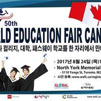 World Education Fair Canada