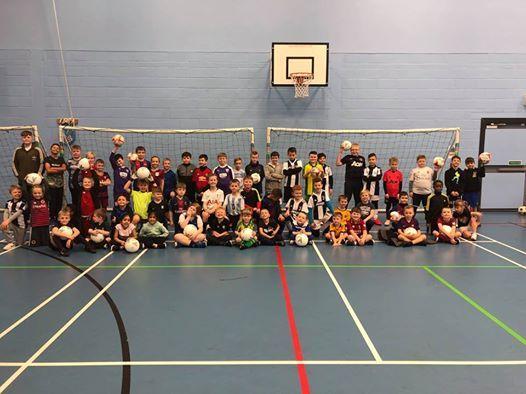 Penkridge Easter Football Course