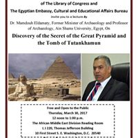 The Great Pyramid and the Tomb of Tutankhamun