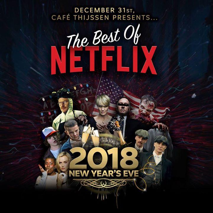 NYE The Best Of Netflix