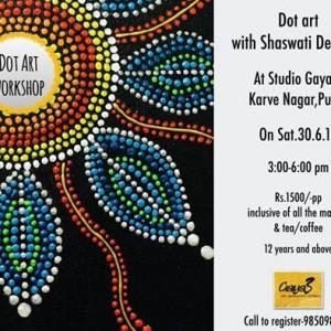 Gaya3 - Dot Art Workshop