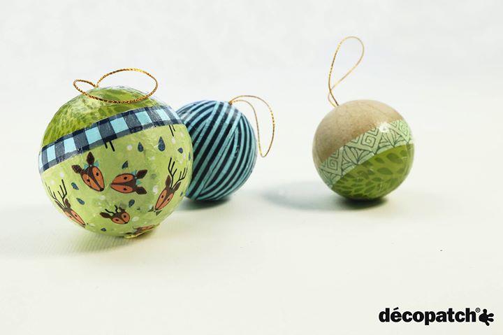 Decoupage workshop with Decopatch