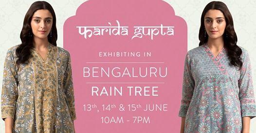 Farida Gupta Bengaluru Exhibition