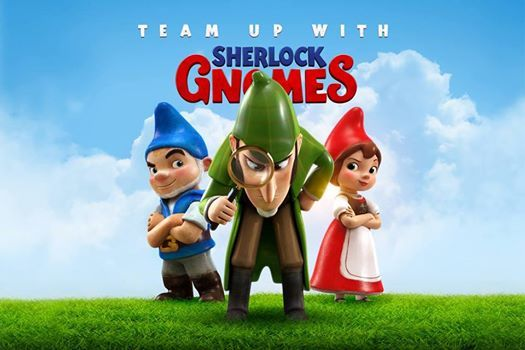 PA Day Skate & Movie Event - Sherlock Gnomes
