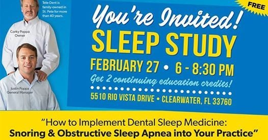 Add a New Revenue Stream to Your Dental Practice Sleep Study