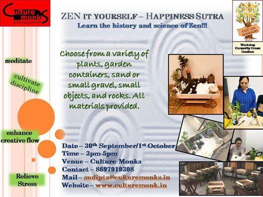 Zen it yourself - Happiness Sutra