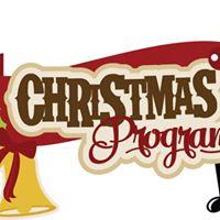 2018 Gladys H. Oberle School Christmas Program