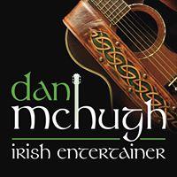 Dan McHugh live St Josephs Parish Centre Luton- 915pm