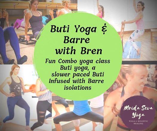 Buti Yoga & Barre with Bren