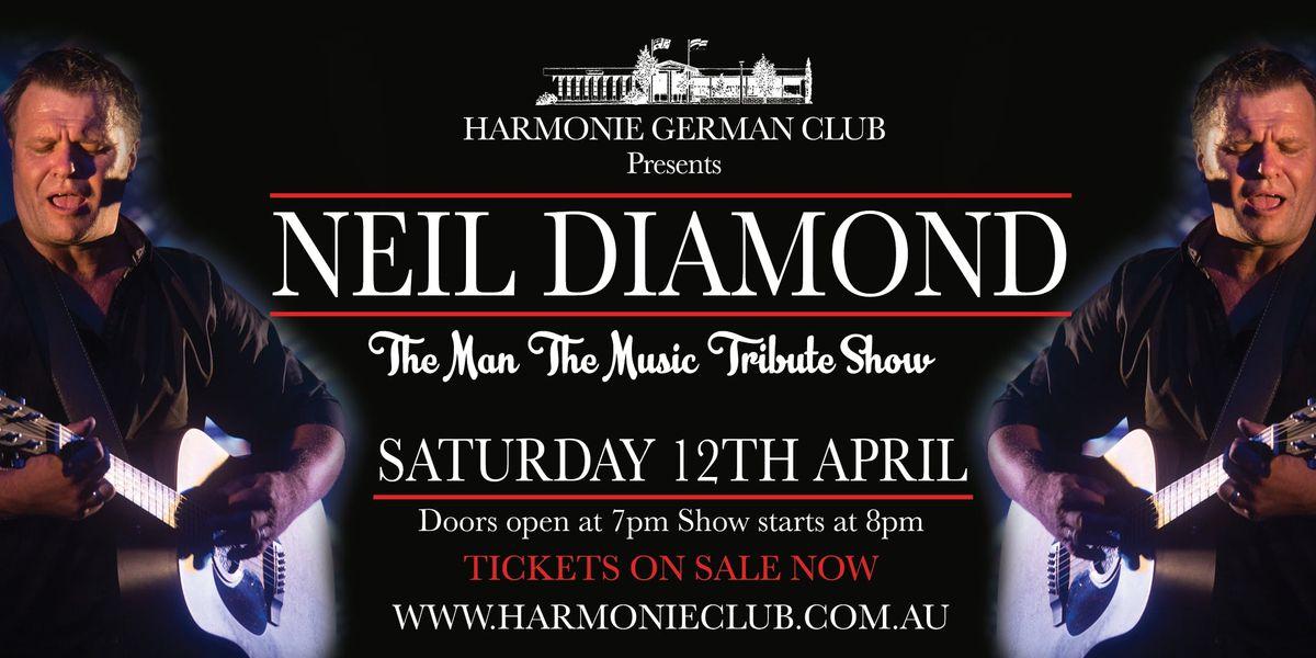Neil Diamond The Man The Music