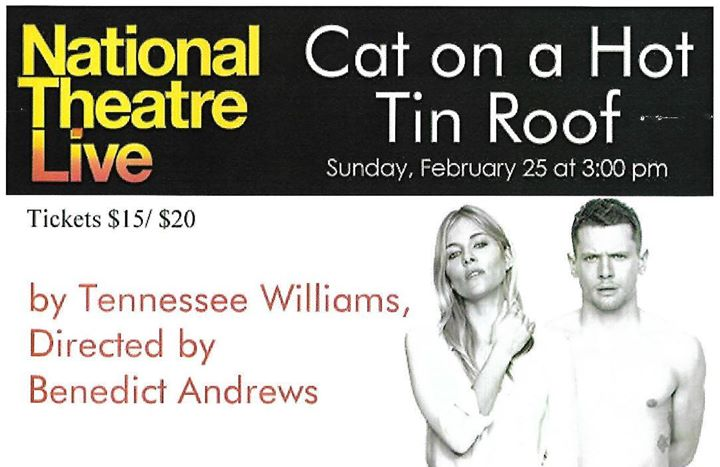NT Lives Cat On A Hot Tin Roof