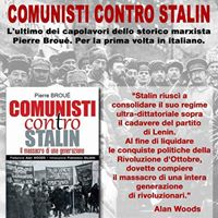 Storia in libreria &quotComunisti contro Stalin&quot alla Voltapagina