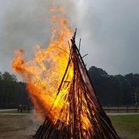 Beltane Ritual und Mittelaltermarkt