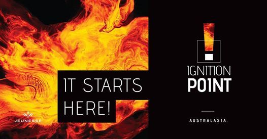Christchurch - Jeunesse Ignition Point Meeting