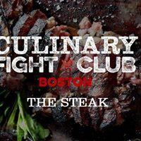Culinary Fight Club - The Steak Boston