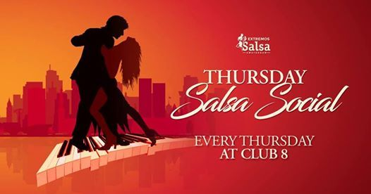 Thursday Salsa Social with Dj Ryad