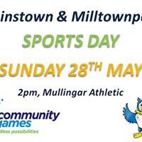 GainstownMilltownpass Community Games Sports Day